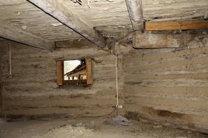 Obnova povalového stropu