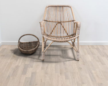 Dřevěná podlaha Kährs, kolekce Lumen, dekor Dub Rime