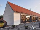 1_Rekonstrukce stodoly na Galerii vína proběhla scitem ktradici původního stavitelství na jižní Moravě