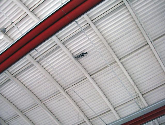 Stav Čiževského desek ve střešních konstrukcích – Výsledky polních zkoušek