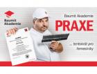 Baumit Akademie PRAXE byla zahájena na pražském Jarově