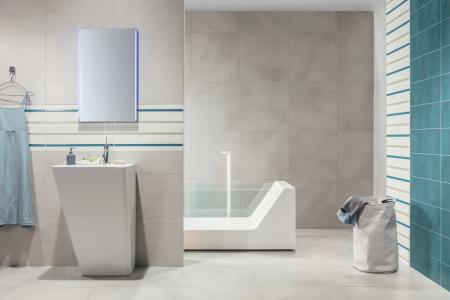 Série Blend vychází vstříc trendům – moderní formát obkládaček 20x60 cm s jednoduchými dekory v minimalistickém pojetí. Kontrast lesklého a matného povrchu s jemně reliéfním povrchem.