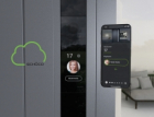 Komfort i zabezpečení v chytrém modulu Schüco DCS SmartTouch