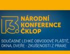 13. národní konference ČKLOP 2020