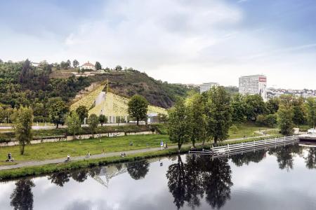 Integrace betonárny Libeň do okolí