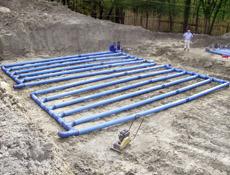 Zemní tepelný výměník AWADUKT THERMO zlepší vnitřní prostředí objektů