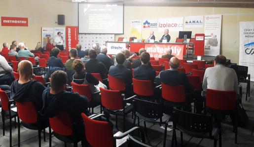 21. ročník konference Izolace měl 170 účastníků