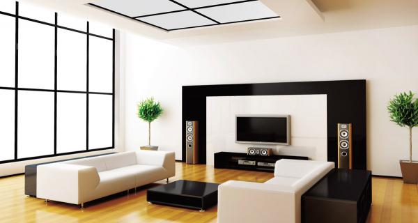 Sádrové stěrky – trend hladkých stěn v interiéru