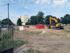 Hradec Králové zahájil stavbu sportovní haly v Pouchově za 47 miliónů