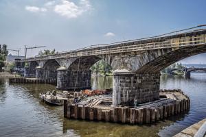 Negrelliho viadukt po 170 letech v novém