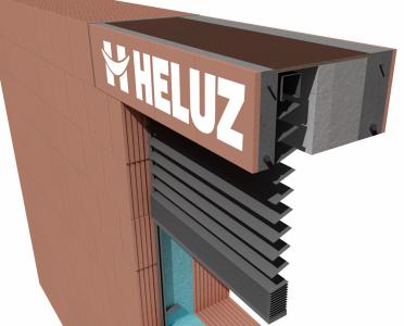 Nosný žaluziový překlad HELUZ Family 3in1