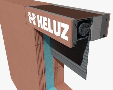 Nosný roletový překlad HELUZ Family 3in1