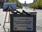 Praha slavnostně zahájila opravu spodní části Václavského náměstí
