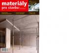 Vyšly Materiály pro stavbu 3/2020