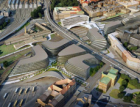 Projekt Penty u pražského Masarykova nádraží získal územní rozhodnutí