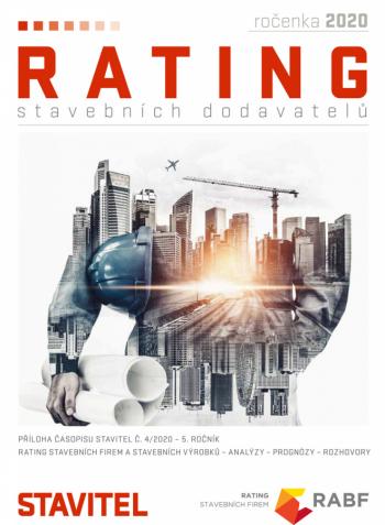 Příloha RATING stavebních dodavatelů