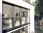 Skyforce – stylové skleněné zábradlí kotvené do rámu oken či dveří