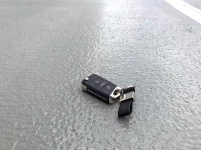 Finální protiskluzová úprava parkovacích ploch