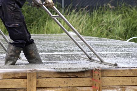 Ukládka samonivelačních betonů je velmi rychlá a výsledek je dokonalý
