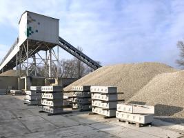Betonbloky TBG jsou ze 100 % vyrobeny z kvalitního recyklovaného materiálu