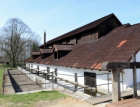 Skončila rekonstrukce vodního hamru v Dobřívi