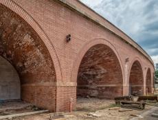 Vlaky se na opravený Negrelliho viadukt vrátí 1. června