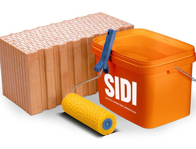 Zdění s maltou HELUZ SIDI  je rychlejší a úspornější