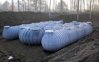 Zadržení dešťové vody pro zeleň ve městech – Enregis 50 mm