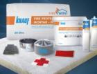 Širší sortiment protipožární ochrany Knauf a možnost certifikace firem
