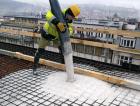1_Palác DRN – betonáž bílého stropu