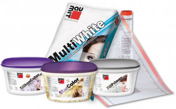 Baumit MultiWhite, sestava produktů