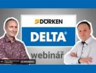 Webinář Dörken: Plošné drenáže DELTA