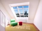 1_Střešní okna Solara Historik a Klasik Prosvětlení střešních bytů v památkové zóně