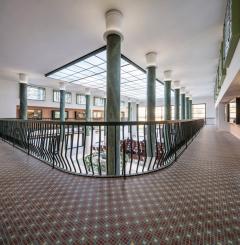 Luhačovická kolonáda s halou Vincentka se dočkala návratu do své původní podoby