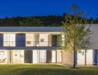 Rodinný dům v jižním Německu s třicetimetrovým prosklením Schüco