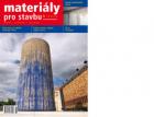 Vyšly Materiály pro stavbu 5/2020 – poslední připravené původní redakcí