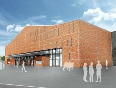 V Ostravě se chystá výstavba multifunkční sportovní haly