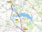 Soud zrušil rozhodnutí MŽP pro stavbu D52 na popud spolku Voda z Tetčic