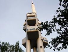 Architekt Aulický napsal knihu o žižkovské věži