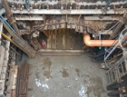 První linie v podzemí