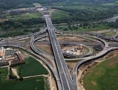 Pražský okruh má mít přes 80 kilometrů, v provozu je polovina