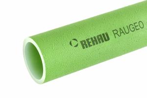 Nová generace geotermálních sond RAUGEO PE-Xa green