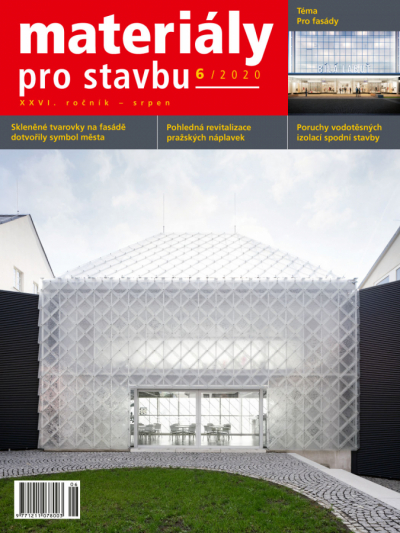 Materiály pro stavbu 6/2020