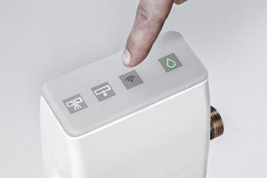 Bohaté příslušenství – například chytrý detektor vody RE.GUARD