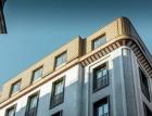 Zlatá vídeňská elegance - nová střecha pro Café Korb