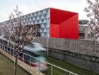 Nová hala pro údržbu tramvají v Brně-Pisárkách