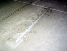 Kolaps vodotěsných izolací spodní stavby
