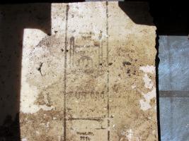 Obr. 5: Část desky s viditelným označením PUR 030