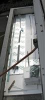Obr. 10: Západní konec terasy, desky Thermo před položením hydroizolace