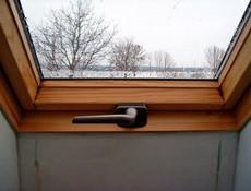 Na co dát pozor u střešního okna